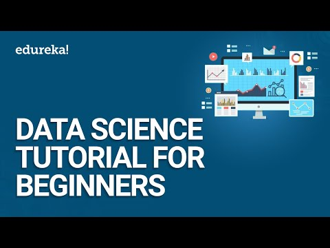 Data Science Tutorial for Beginners - 1 | What is Data Science? | Data Analytics Tools | Edureka