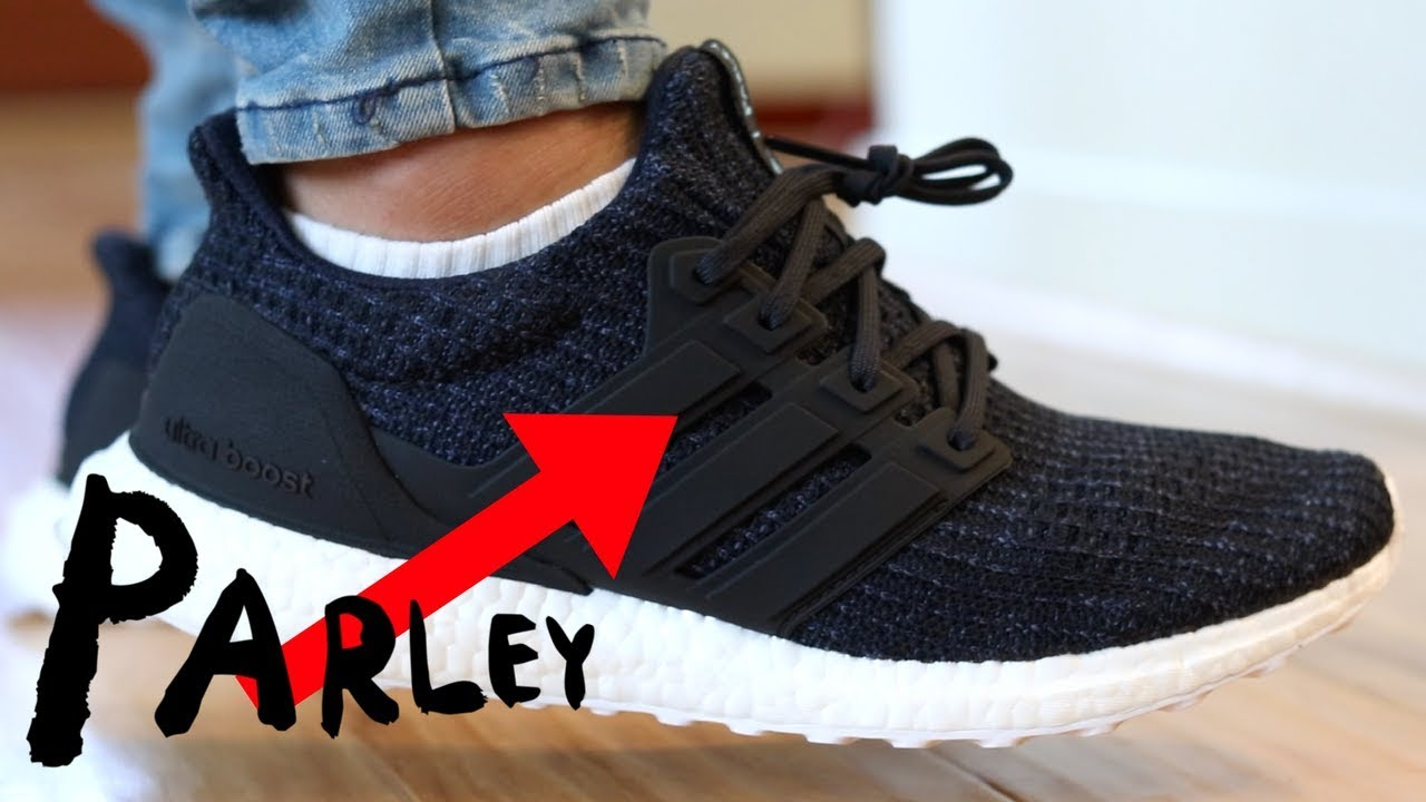 d7a95497f502d2 WHY YOU SHOULD BUY The PARLEY adidas ULTRA BOOST! - YouTube