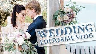 Wedding Editorial Photo Session (Villa Silver, Lake Como)