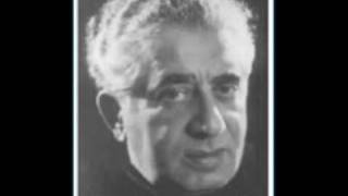 Aram Khachaturian - Trio for piano violin and clarinet - 3rd mov.