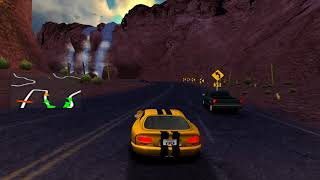 Need for Speed: Hot Pursuit 2  PCSX2 4K Gameplay
