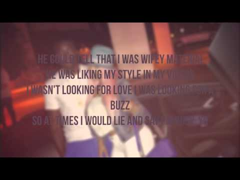 Nicki Minaj ft Meek Mill Buy a Heart (Lyrics Video)