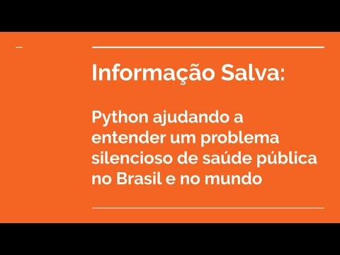 Image from Informação Salva: Python ajudando a entender um problema silencioso de saúde pública no Brasil e no mundo