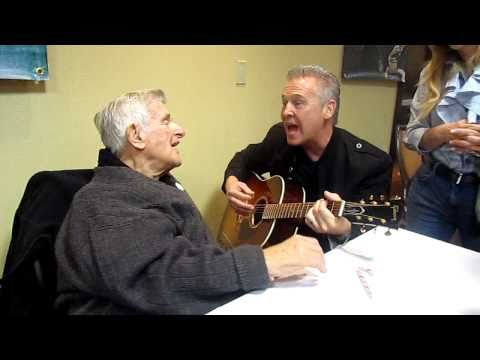 The Long and Winding Road - Singalong with Sid Bernstein & Jimmy Mack