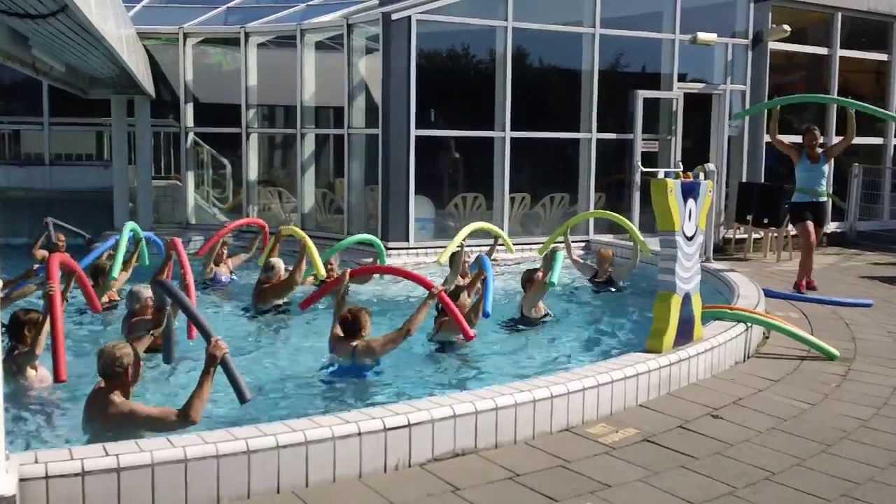 Zwembad de kwakel contact: houdt temperatuurverlaging water