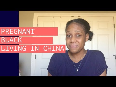 Black & Pregnant in Shanghai China | Living in Shanghai China | Storytime