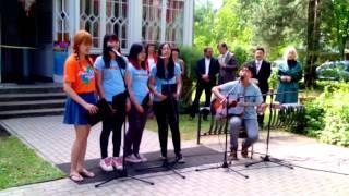Pēdējā vēstule AFS Latvija taizemiešu jauniešu izpildījumā