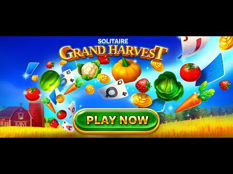 Solitaire - Grand Harvest - Tripeaks