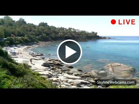Live Webcam from Porto Frailis in Sardegna YouTube