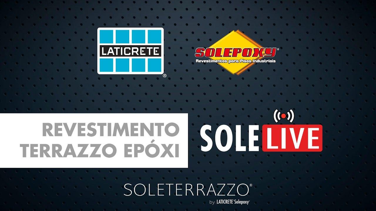 Solelive - Revestimento Terrazzo Epóxi - SOLETERRAZZO (25.06.20)
