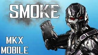 КАК ПРОЙТИ ИСПЫТАНИЕ СМОУКА • Mortal Kombat X Mobile