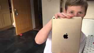 iPad Pro 9.7 gold (unboxing)