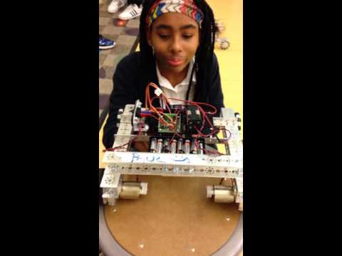 The Neighborhood Academy's Robotics Club