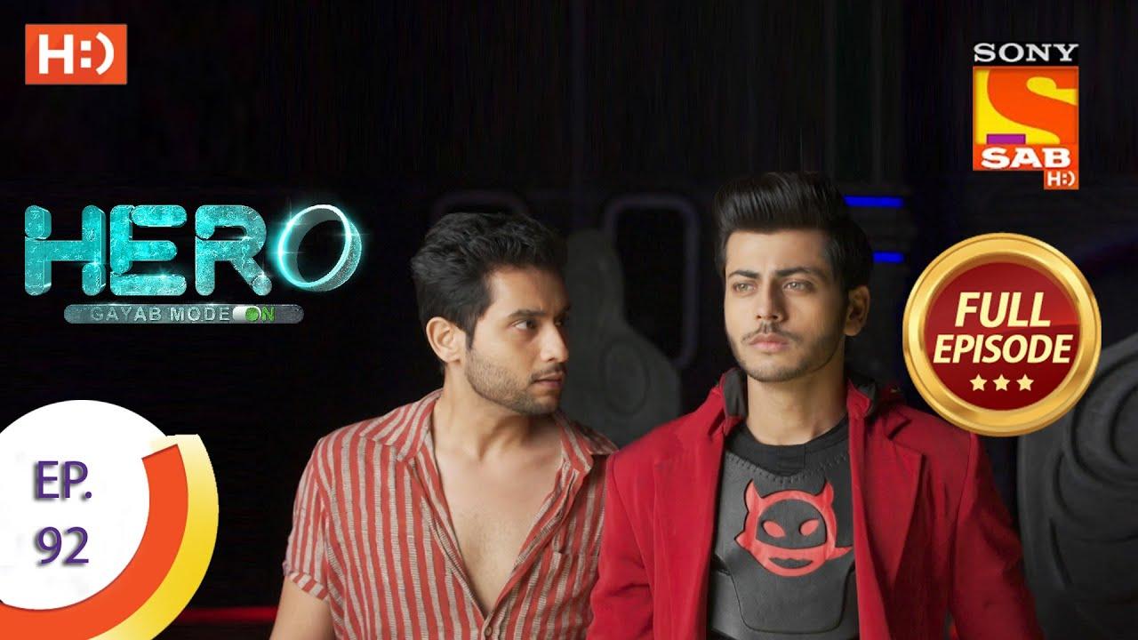 Download Hero - Gayab Mode On - Ep 92 - Full Episode - 13th April, 2021