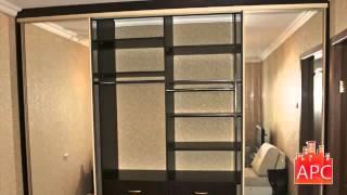 видео красивые шкафы на балкон