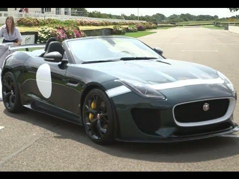 jaguar project 7 official launch on sale 2016 jaguar d type commercial carjam tv 2014 youtube. Black Bedroom Furniture Sets. Home Design Ideas