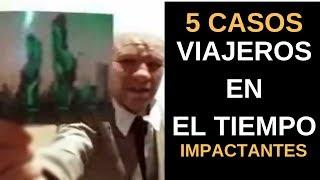 5 Casos de Viajeros en el Tiempo Impactantes vol.2 l Pasillo Infinito