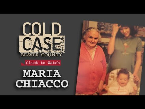 Cold Case Beaver County - Maria Chiacco