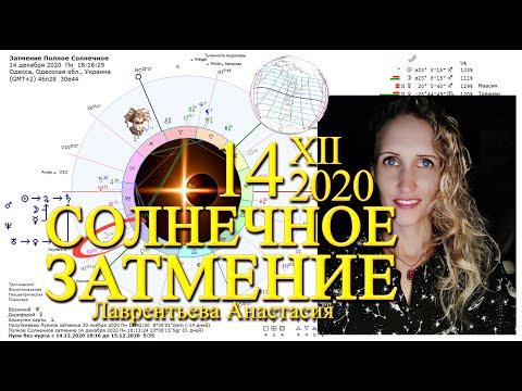 Солнечное Затмение 14 декабря 2020: СУД и переустройство мира