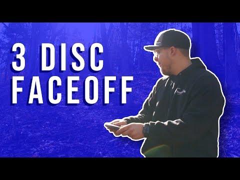Paul McBeth Course 3 Disc Faceoff