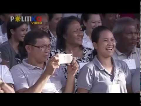 Nasampolan ni Duterte: Presidential Assistant pinaiiwan sa Tacloban, pinapatira  sa bunkhouses