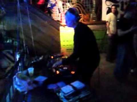 DJ Aaron Axelsen @ The Mohawk SXSW