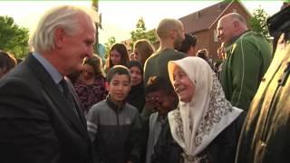 """Herdenking Marwan (15) massaal bezocht: """"Alsof je je eigen broertje verliest"""""""