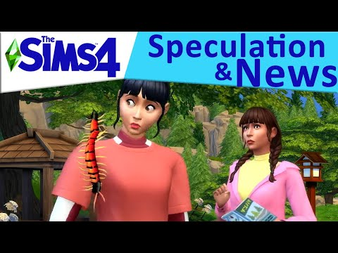 The Sims 4 Snowy Escape Expansion Pack Key Features! | The Sims 4 News |