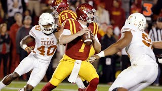 The Game That Iowa State SHUT OUT Texas (2015)