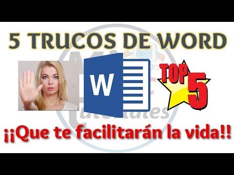 Microsoft Word 2013 Tutorial Inicio Y Descarga Curso | Share The ...
