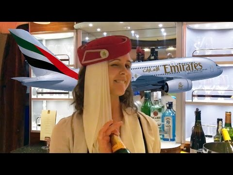EMIRATES A380 Business Class (Milan ⟹ Dubai) Best Flight Ever?