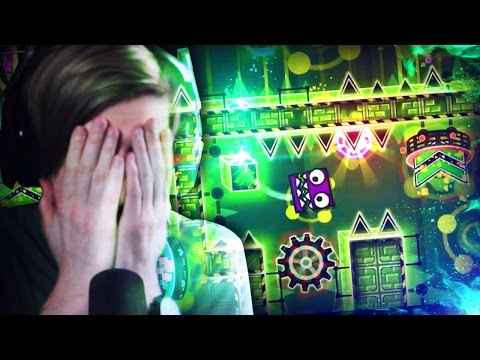 IS THIS FREAKING SERIOUS!!?! || Geometry Dash (Part 7)