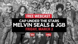 Melvin Seals and JGB :: The Capitol Theatre :: 03/02/18 :: Full Show