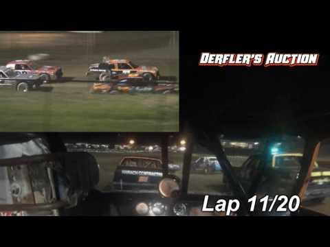 Big Diamond 8/26/16 Roadrunners - #77 Andrew Fayash III