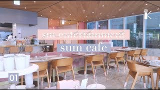 Gambar cover SM Entertainment Cafe, Market, and Gallery | Korea Vlog #01