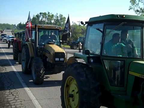 Henry County High School Tractor Day 2011.wmv