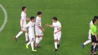 ヴィッセル神戸 2018.04.25 VISSEL KOBE vs 鹿島アントラーズ 三田ゴール!