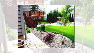 Gambar cover 31 BEST landscaping ideas around house - tropical landscape designs