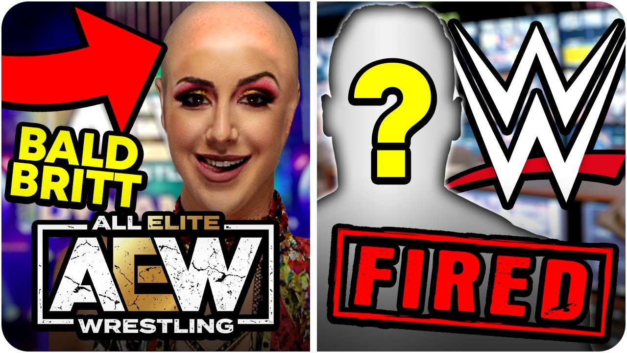 MORE WWE FIRINGS | HUGE AEW MATCH COMING? | TOP CHAMPIONSHIP VACATED