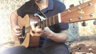 Музыка из Титаника на гитаре