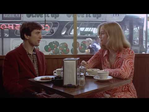 Taxi Driver (1976) - Travis and Betsy Get Lunch