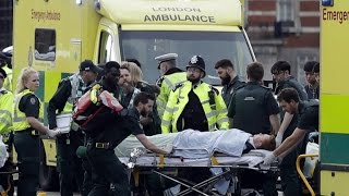 Suspect identified in London terror attack
