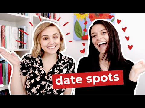 5 Great Date Ideas In London | Hannah Witton & Love And London