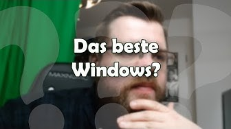 Welches war das beste Windows? 🎮 Frag PietSmiet #1109