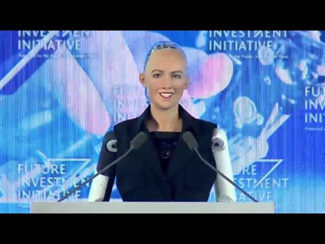 Saudi Arabia Grants a Robot Citizenship | Fortune