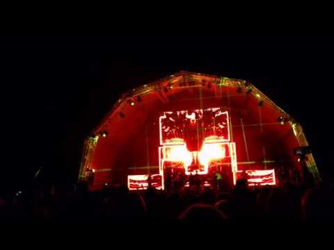 Fred V & Grafix - Major Happy live@Let It Roll Festival 2016
