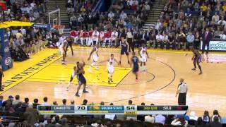 Charlotte Bobcats vs Golden State Warriors   February 4, 2014   NBA 2013-14 Season