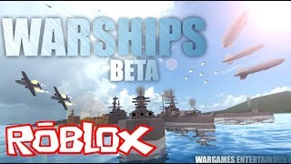 ROBLOX [FR] - World Of Warships Sur Roblox - WARSHIPS