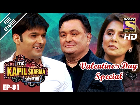 The Kapil Sharma Show -    - Ep-81-Rishi Kapoor & Neetu In Kapil's Show11th Feb 2017