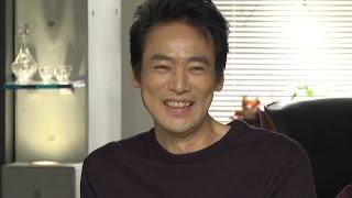 【村上弘明】TBSドラマ「美しき罠~残花繚乱~」制作発表会見